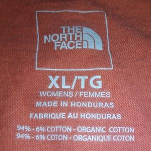 North face t-shirt